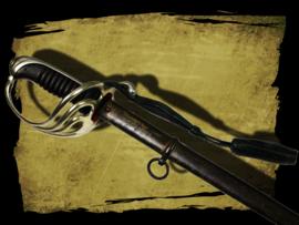 M1882 sword