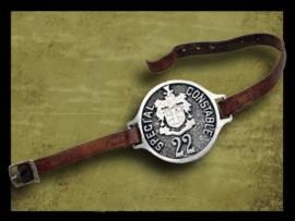 WW1 Era Special Constable 22 Police Arm Badge