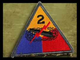 US Army 2th Armored Division