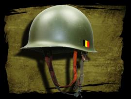 Belgian M-1 helmet