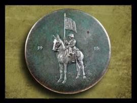 Brons Reliëf 1918
