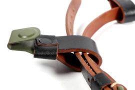 German Helmet leather Carrying Strap