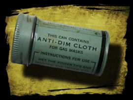 Anti-Dim cloth