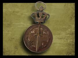 Belgian medal for prisoners of war 1940-1945
