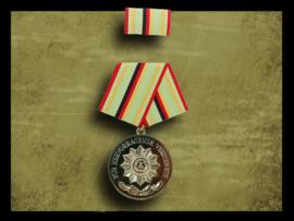 GDR Police Medal of Merit