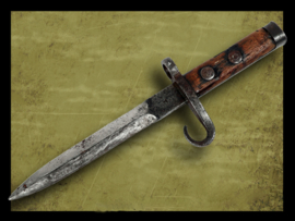 Dutch M1895 Trench Knife