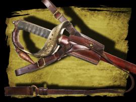 M1895 sword