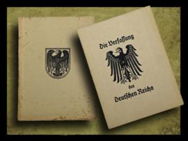 Die Verfassung des Deutschen Reiches