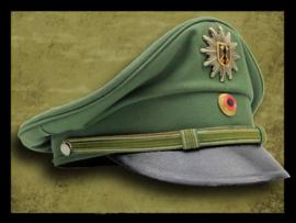 Bundesgrenzschutz Schirmmütze