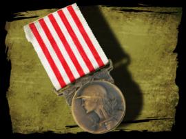 Médaille commémorative de la guerre 1914–1918