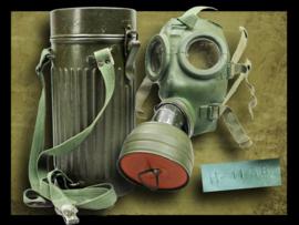 Nederlands Model H   Mariniers gasmasker
