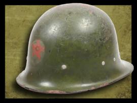 Chinese Type 70 Fibre Helmet