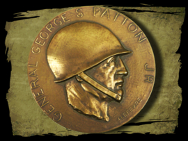 General Patton coin