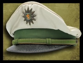 Polizei Schirmmütze Hessen
