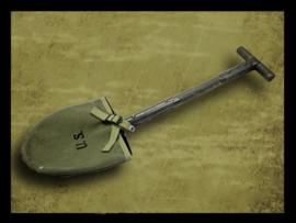 """US M-1910 """"T-Handle"""" Shovel"""