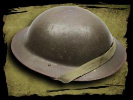 Belgische Mk II helm