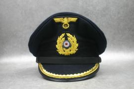 German Naval officers  visor cap