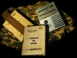 Parachute Log Record and Survival Guide
