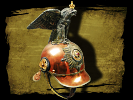 Garde du corps helm