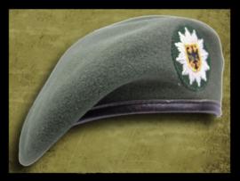 Bundesgrenzschutz Beret