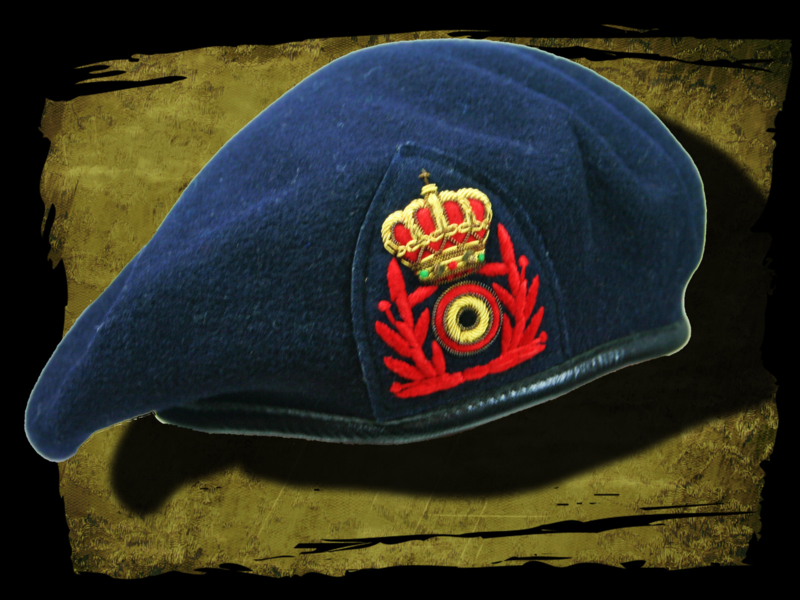 Baret marine België
