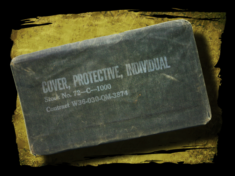 Cover, Protective, Individual