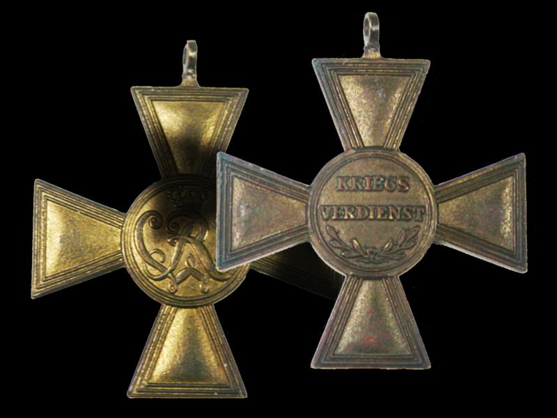 Kriegs verdienst kruis
