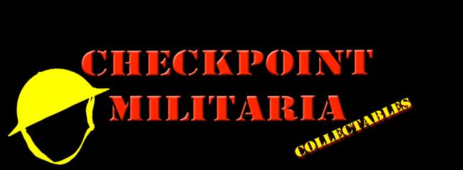 Checkpoint-Militaria