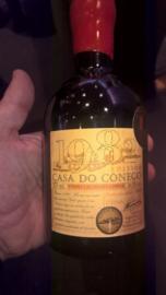 Vinho Licoroso Casa do Conego 1982
