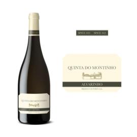 Quinta do Montinho Vinho Verde Alvarinho 2018