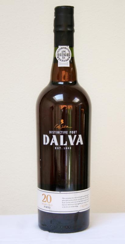 Dalva 20 Years Tawny