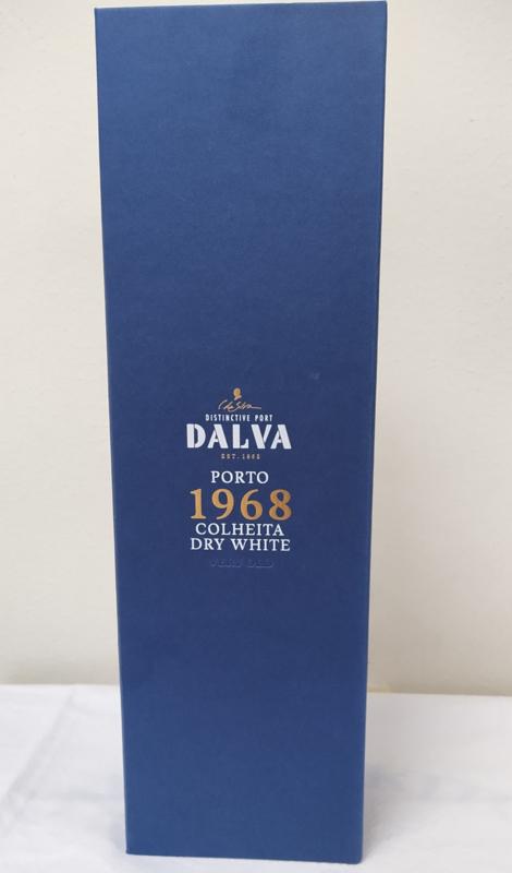 Dalva Dry White Colheita 1968