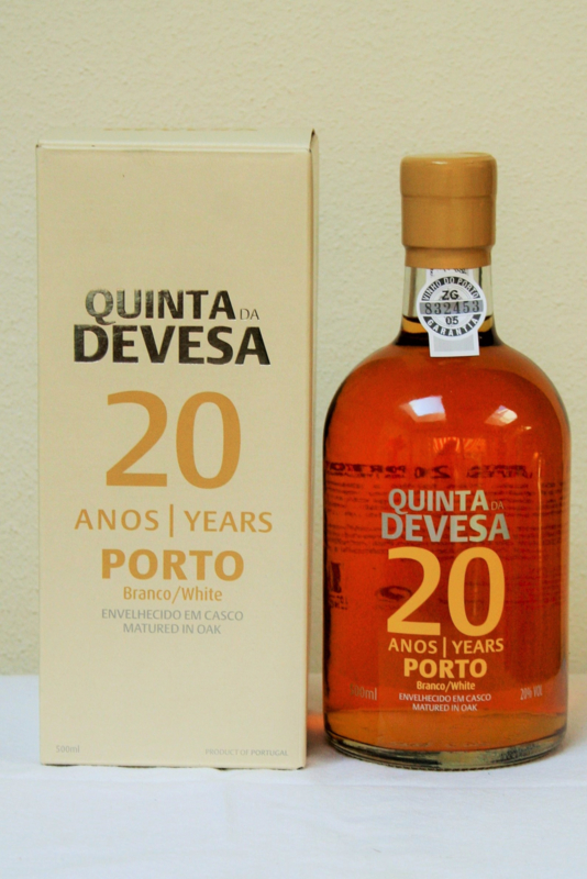 Quinta da Devesa 20 Years White 0,5l