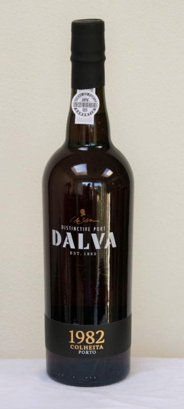 Dalva Colheita 1982