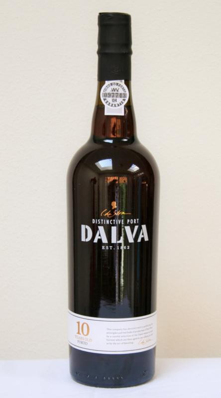 Dalva 10 Years Tawny