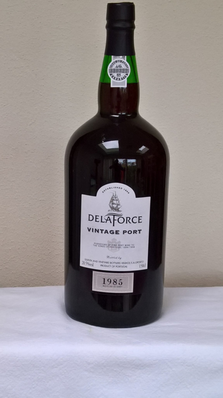 Delaforce Vintage 1985 Magnum (1,5 liter)