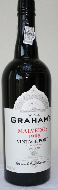 Graham's Quinta dos Malvedos Vintage 1995