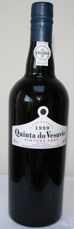 Quinta do Vesuvio Vintage 1999