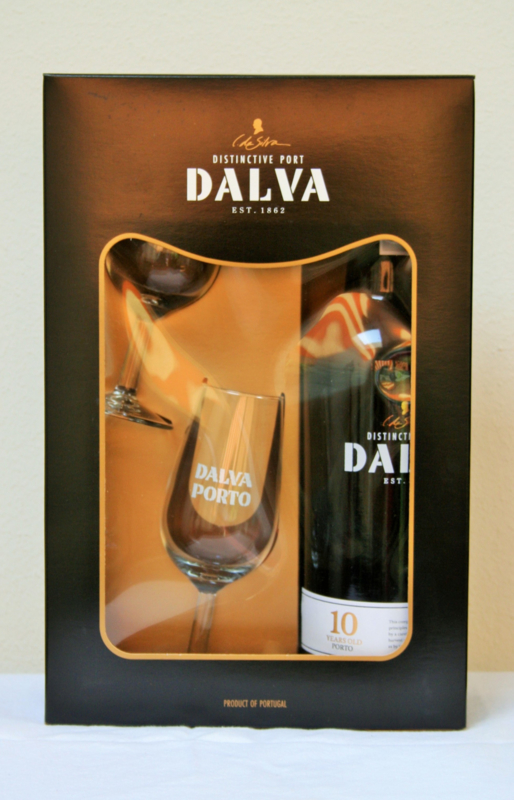 Dalva 10 Years Tawny Giftbox