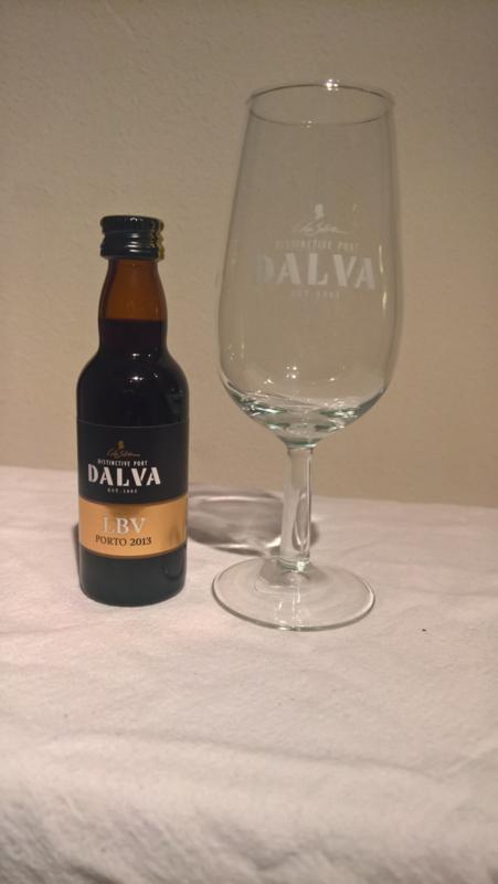 Dalva Late Bottled Vintage 2013 5cl