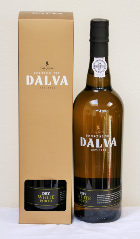 Dalva Dry White Port