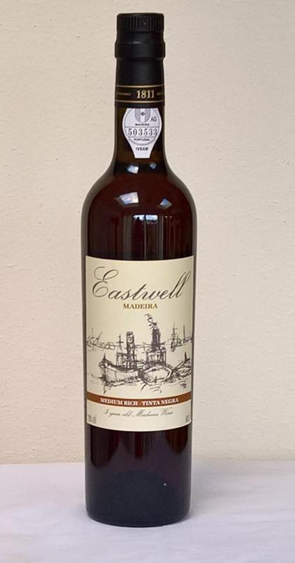 Eastwell Madeira 0,5l