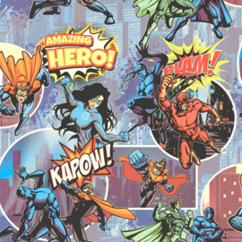 Dutch Freestyle L315-01 Cartoon Superheroes