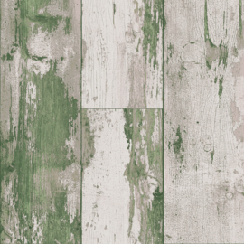Dutch Royal Dutch 8  7363-3 Hout groen beige