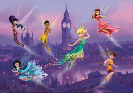 Fotobehang AG Design Disney FTDS1925 Fairies of London 2-d