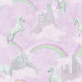 Dutch Make Believe 12480 Unicorns roze