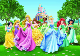 Fotobehang AG Design Disney FTD2207 Princess 4-d