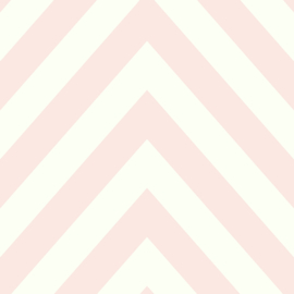 Dutch Make Believe 12572 Chevron roze