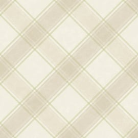 Dutch Kaleidoscope 90643 Ainsley beige groen