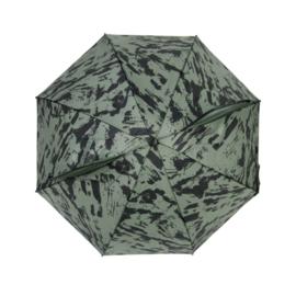 Umbrella Green Distress Personalised